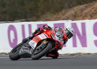 ASBK Ducati