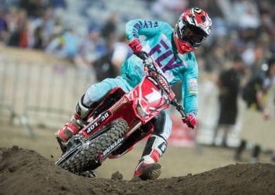 #1 Justin Brayton (Penrite Honda)